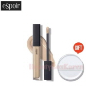 ESPOIR  Taping Concealer Long Wear 6.5ml [Tight Touch Silicon Sponge Free Gift]